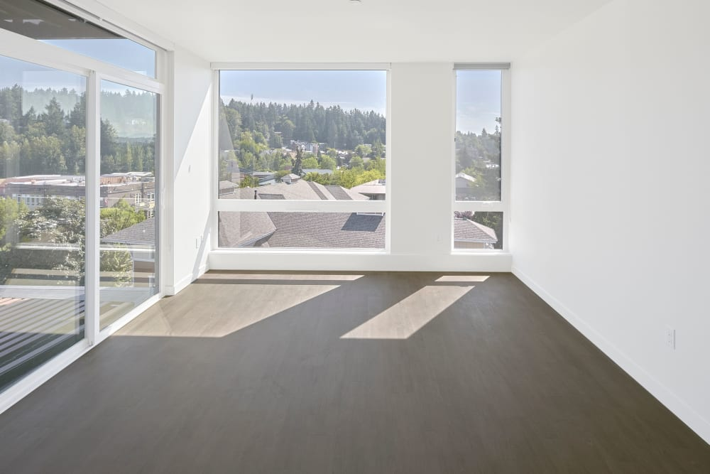 Spacious apartments in Redmond, Washington at Station House Apartments