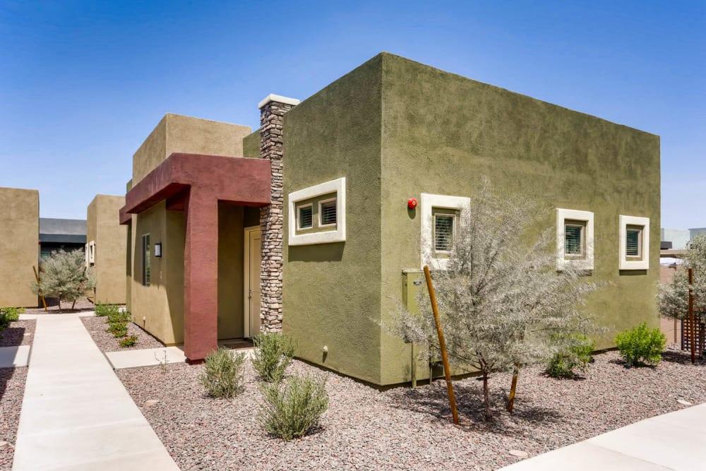 Modern apartments at Avilla Camelback Ranch in Phoenix, Arizona