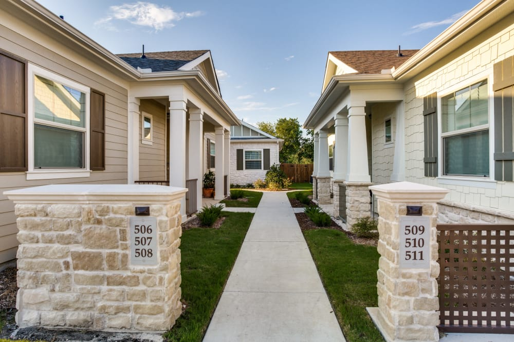 Our apartments at Avilla Premier in Plano, Texas