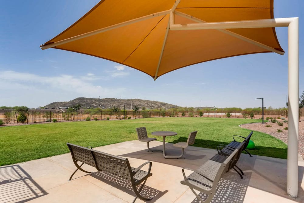 Avilla Deer Valley offers a patio in Phoenix, Arizona