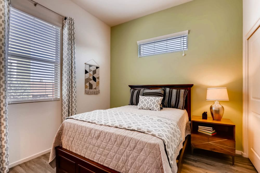 Bedroom at Avilla Lehi Crossing in Mesa, Arizona