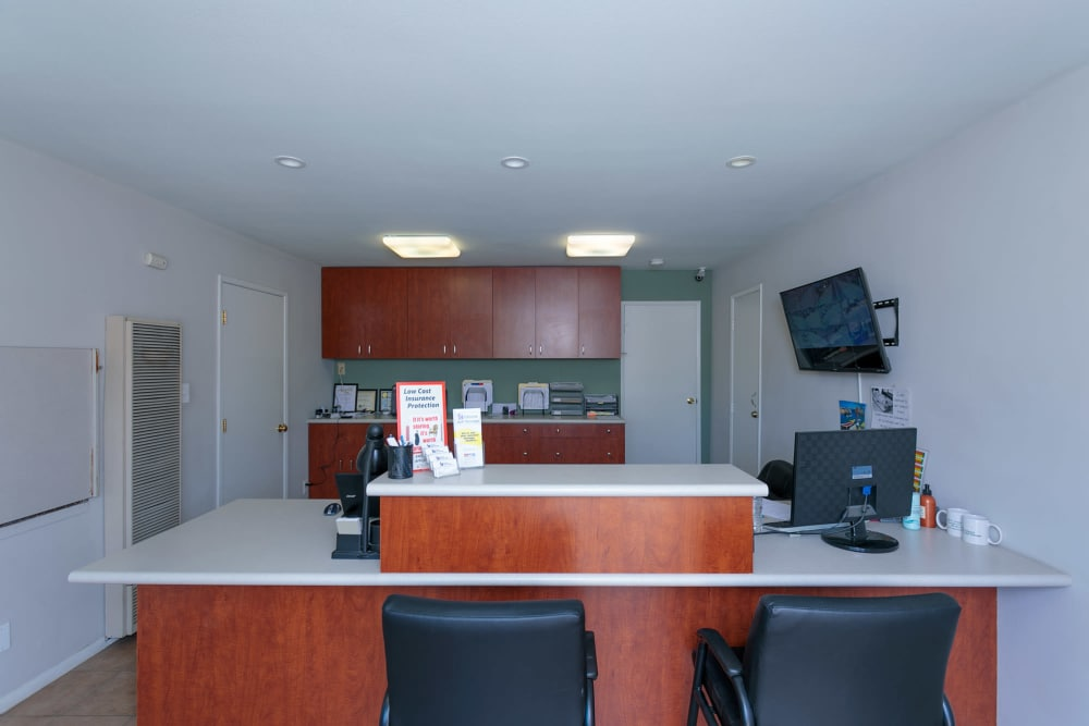 Office at Citizens Storage in Camarillo, CA