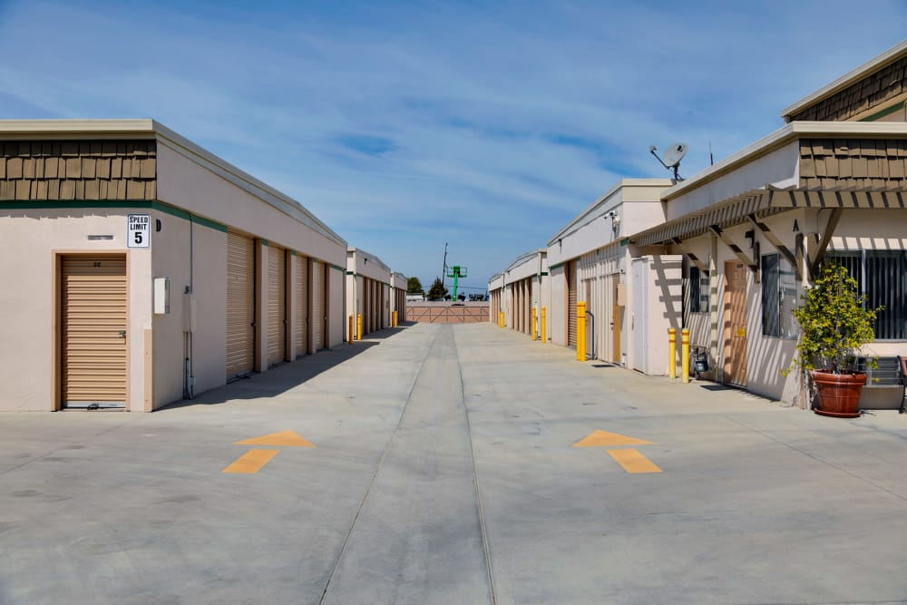 Exterior at Citizens Storage in Camarillo, CA