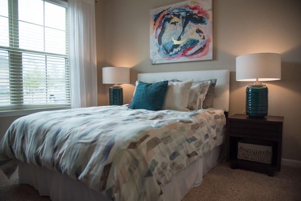 Bedroom at Springs at Eagle Bend