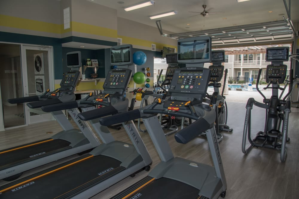 Personal Fitness Center at Springs at Eagle Bend