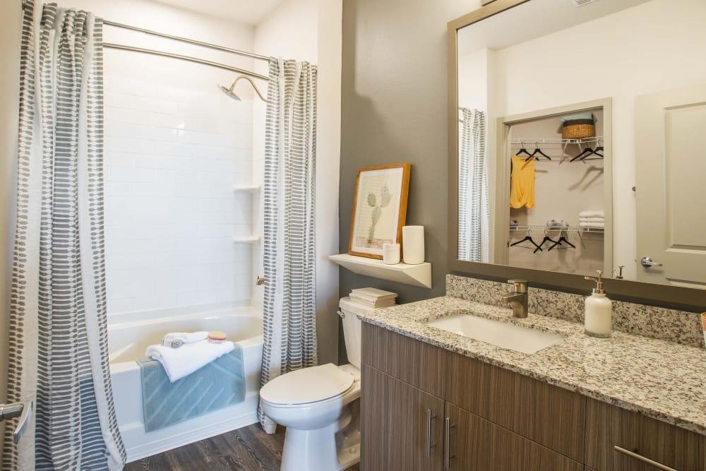 Bathroom at  Alta Grande