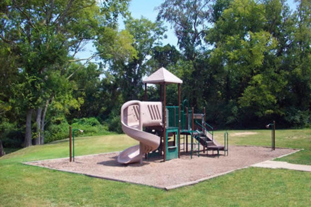 Kids park at Jackson Grove Apartment Homes in Hermitage, Tennessee