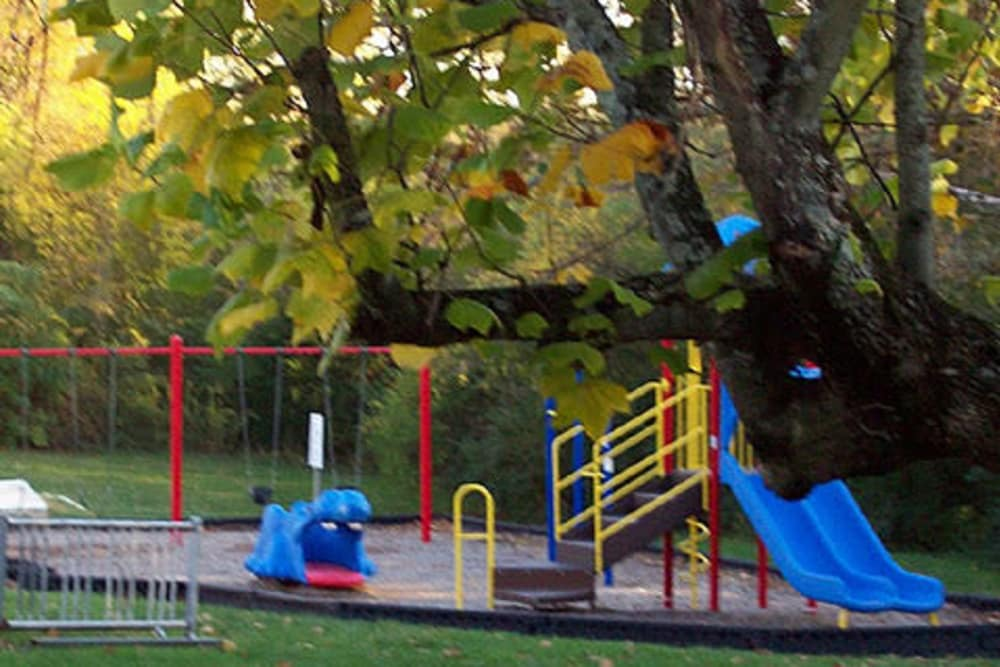 New renovated kids park at Sheffield Heights Apartment Homes in Nashville, Tennessee