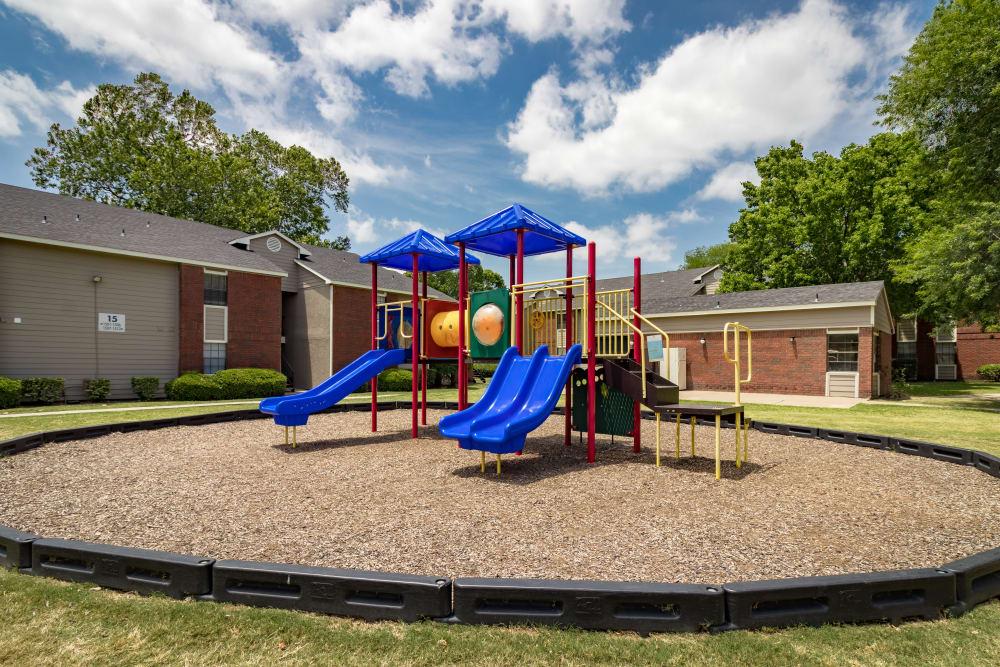 Playground at Presidio Apartments in Allen, Texas
