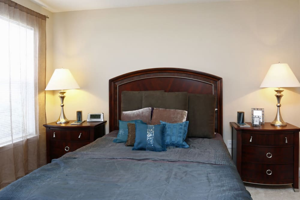 Bedroom at Park at Clearwater in Aberdeen, North Carolina