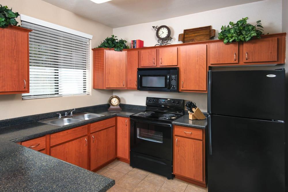 Kitchen at Broadstone Desert Sky in Phoenix, Arizona
