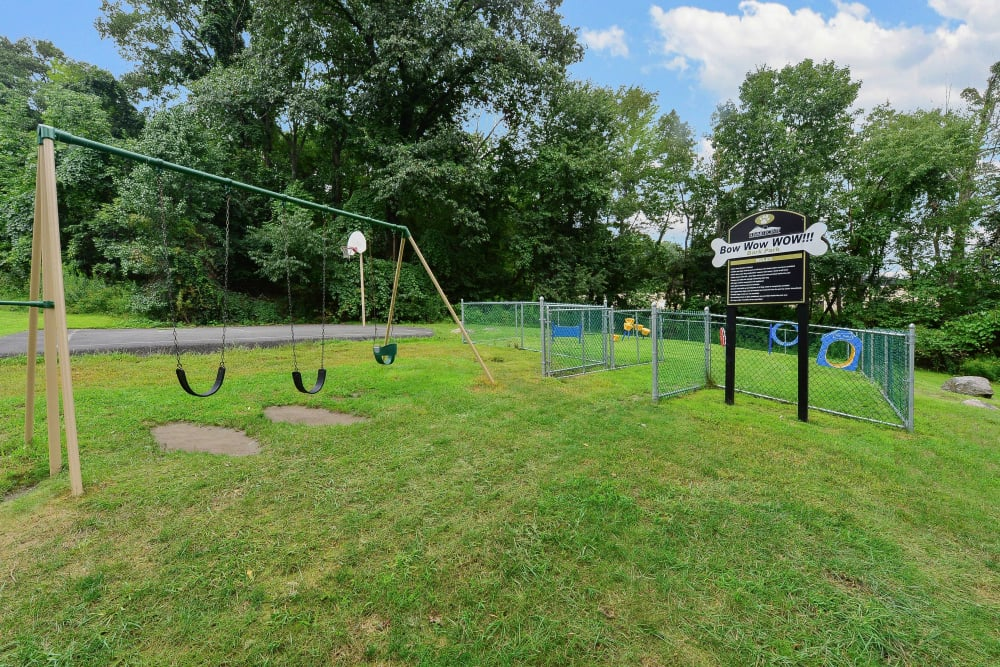 Enjoy Apartments with a Playground at Summit Pointe Apartment Homes
