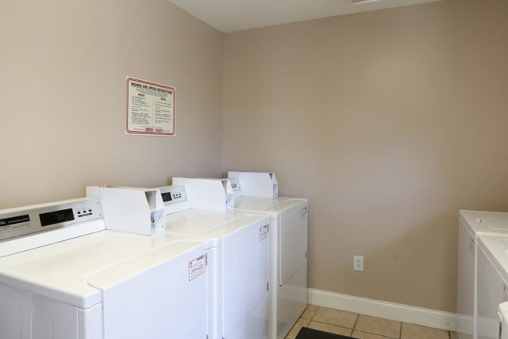 Washer & Dryers at College Park in Columbus, Ohio