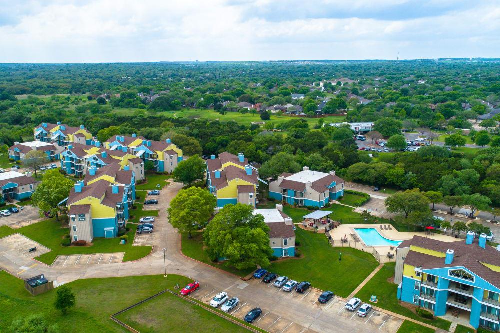Exterior view at Nichols Park in Austin, Texas