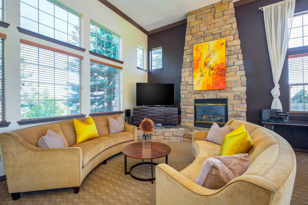 Our Apartments in Colorado Springs, Colorado offer a Clubhouse