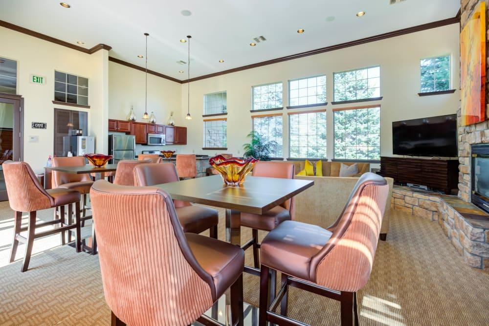 Resident Lounge at Resort at University Park in Colorado Springs, Colorado