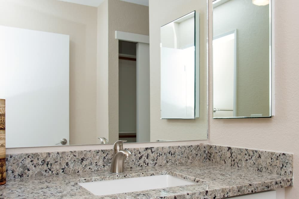 Bathroom at Heather Ridge in Orangevale, California