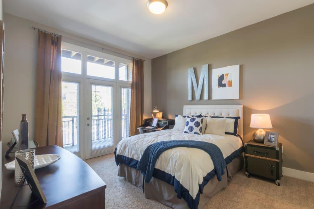 Bedroom at M Street in Atlanta, Georgia