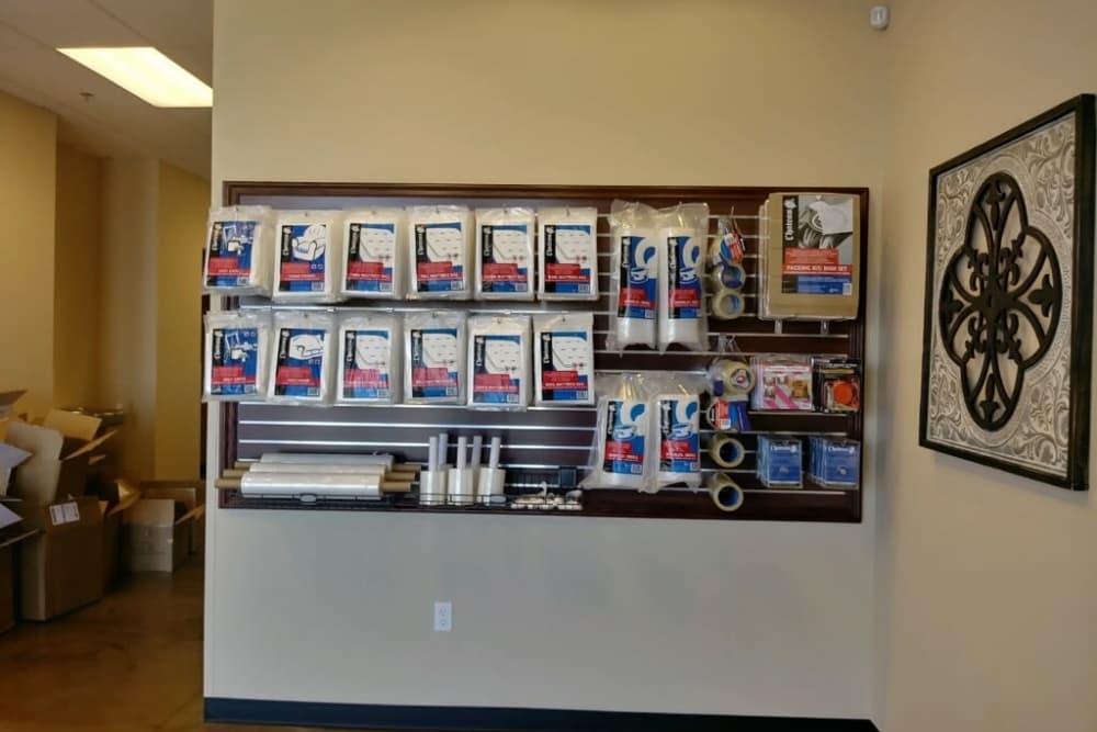 Merchandise at Towne Storage in Las Vegas, NV