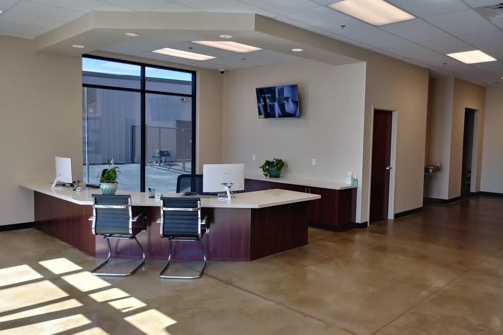 Leasing office at Towne Storage in Las Vegas, NV