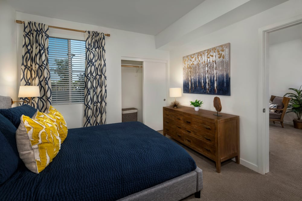 Bedroom at Clearwater at Riverpark in Oxnard, California