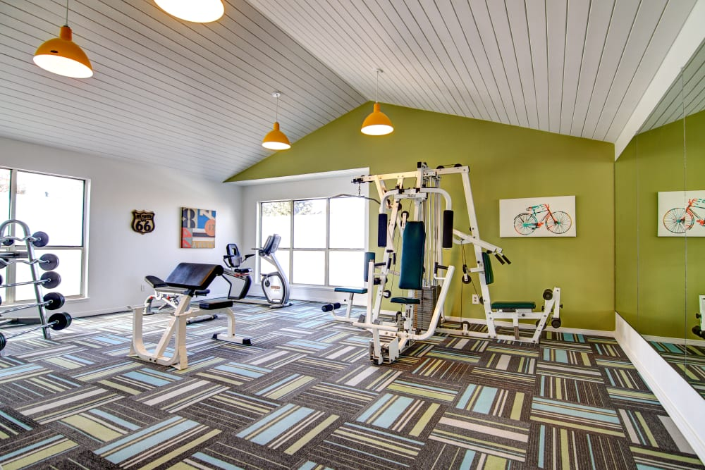 Our Apartments in Northglenn, Colorado offer a Gym