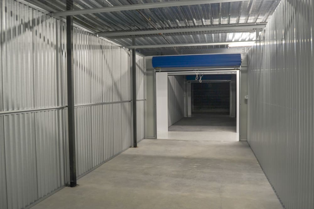 Variety of units available at Atlantic Self Storage in St. Augustine, Florida.