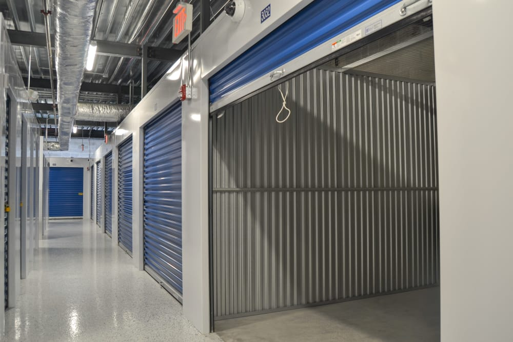 Atlantic Self Storage Interior Storage Unit