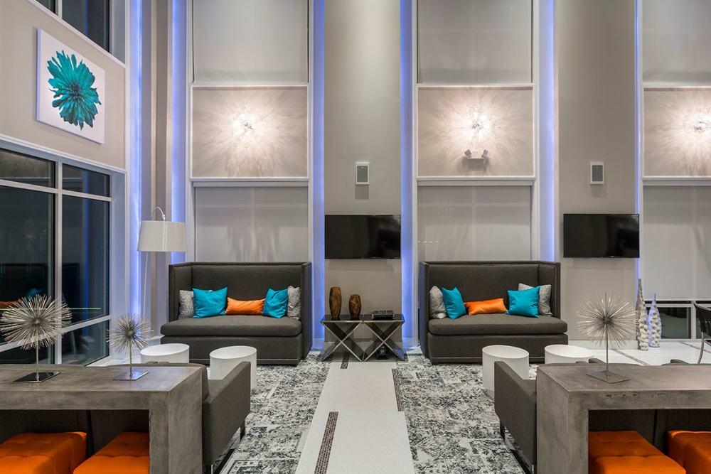 Element Oakwood offers a luxury clubhouse in Dayton, Ohio