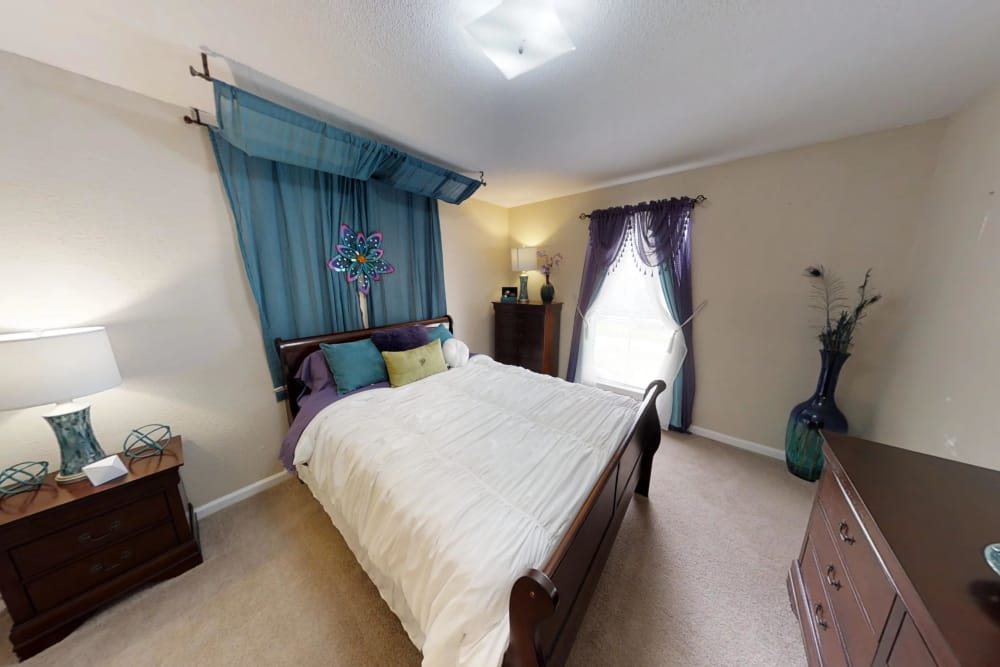 Our apartments in Humble, Texas have a quiet bedroom