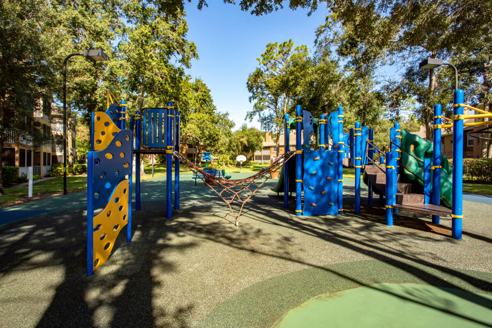 On-site playground at IMT Newport Colony in Casselberry, Florida