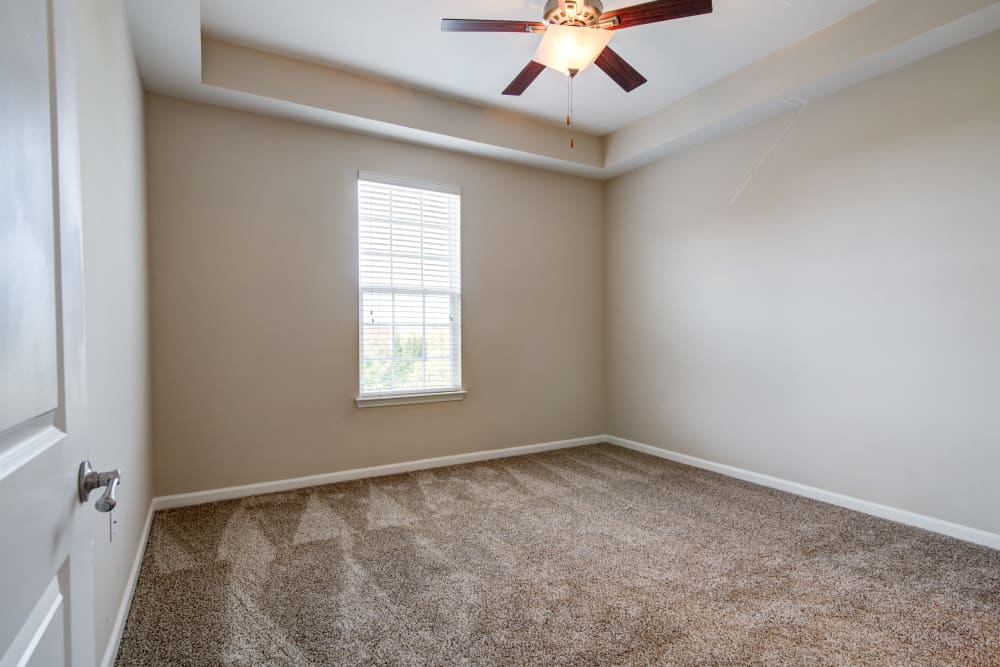 Our apartments in Hendersonville, Tennessee have a cozy bedroom