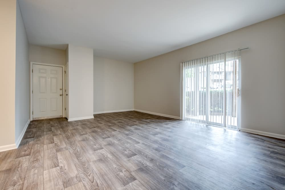 Our apartments in Louisville, Kentucky showcase a spacious living room