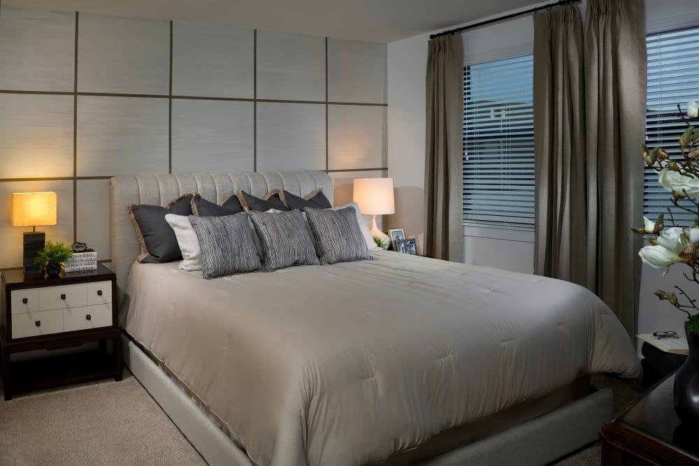 Bedroom at The Encore in Atlanta, Georgia