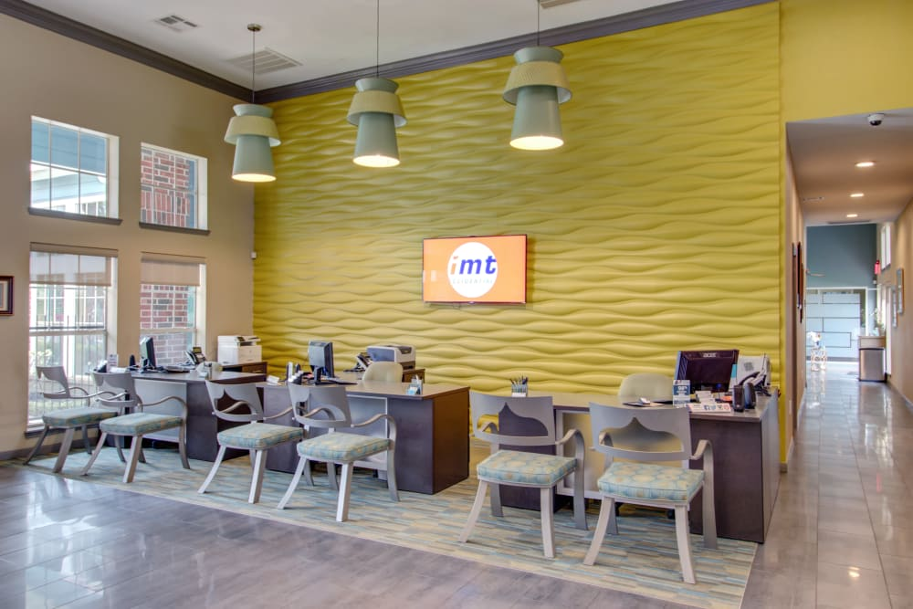 IMT At The Medical Center in Houston, Texas