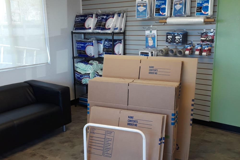 Moving Supplies for Sale at Storage Etc... Carson