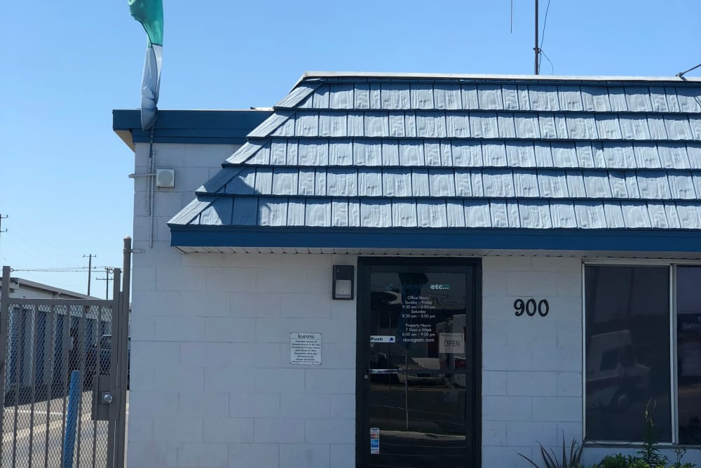 Secure Storage at Storage Etc... Anaheim