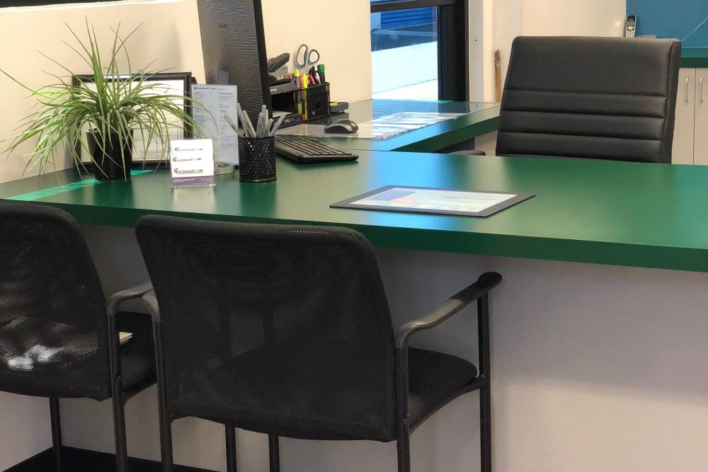Self Storage Leasing Office at Storage Etc... Anaheim