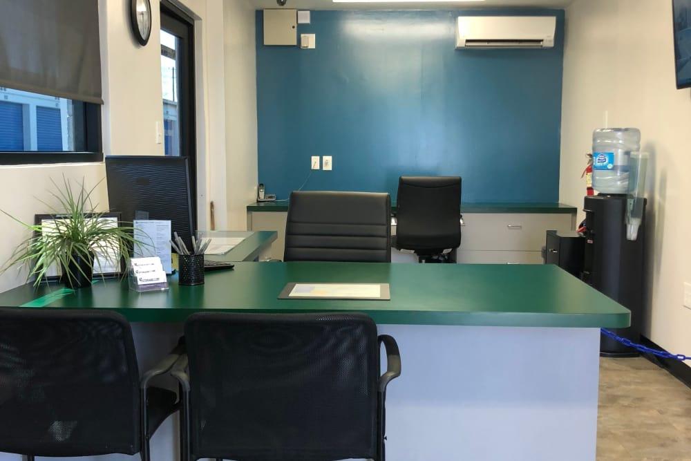 Storage Rental Office at Storage Etc... Anaheim