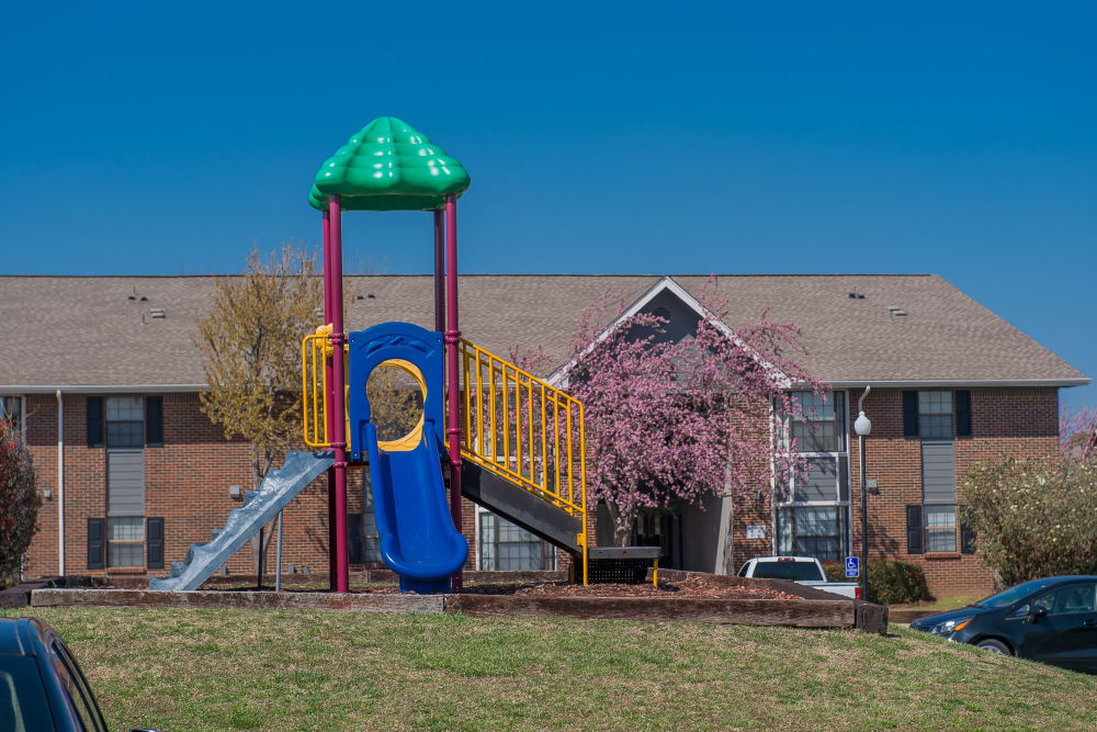 Playground at The Greens of Bedford in Tulsa, Oklahoma