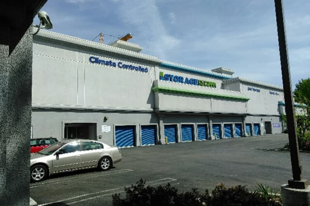 Climate Controlled Storage at Storage Etc... Woodland Hills