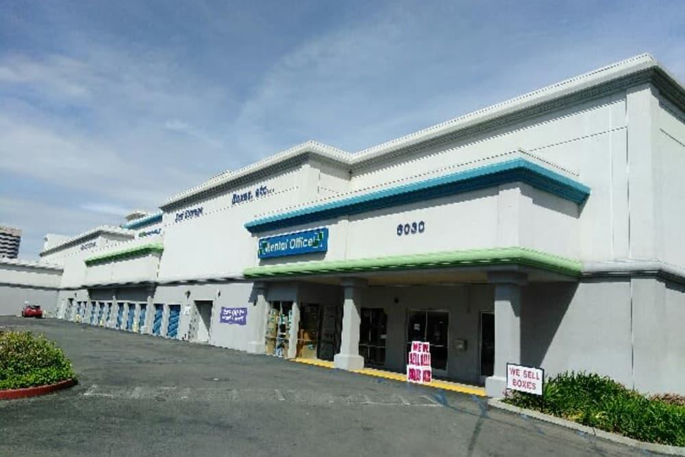 Storage Rental Office at Storage Etc... Woodland Hills