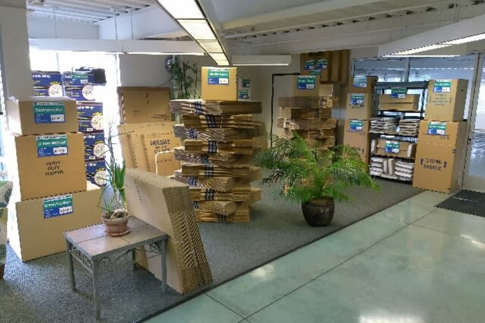 Packing and Moving Supplies for Sale at Storage Etc... Woodland Hills