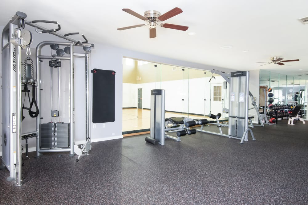 Apartments with a Gym in Carrollton, Texas