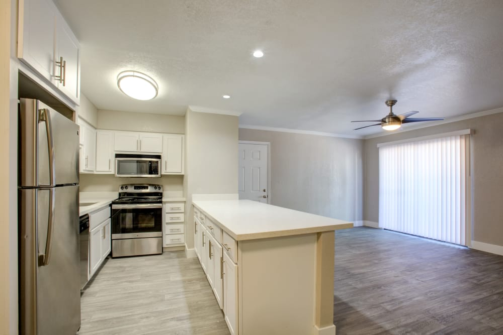 Gorgeous open concept floor plans at Aventerra at Dobson Ranch in Mesa