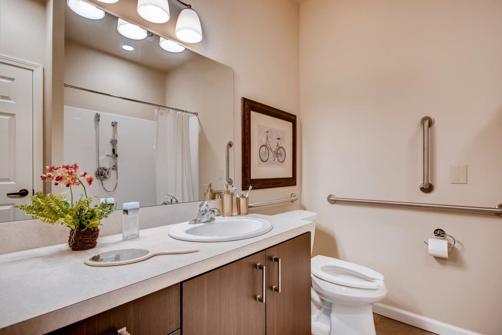 resident bathroom
