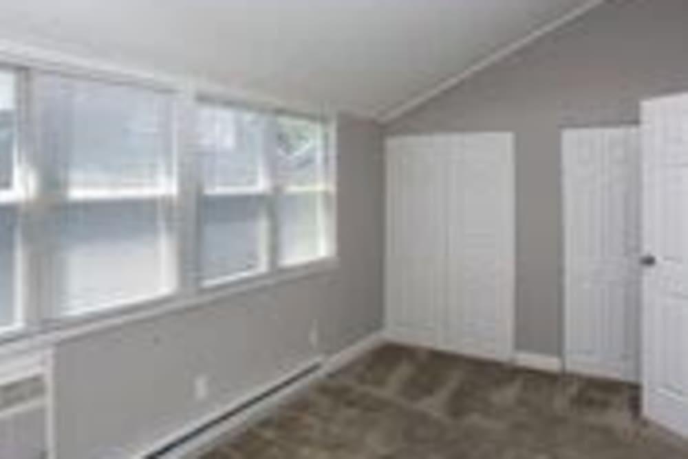 Bedroom in Cortlandt