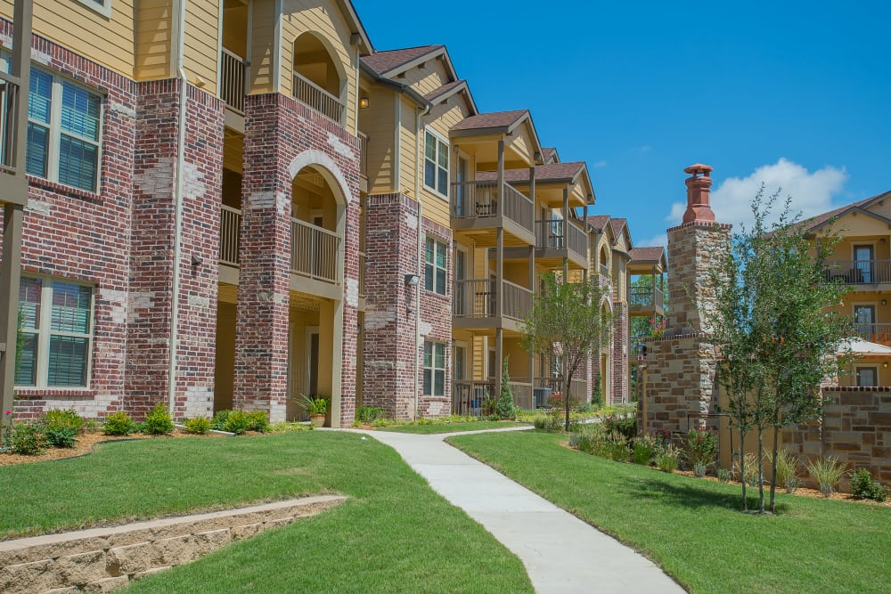 Exterior of Tuscany Ranch in Waco, Texas