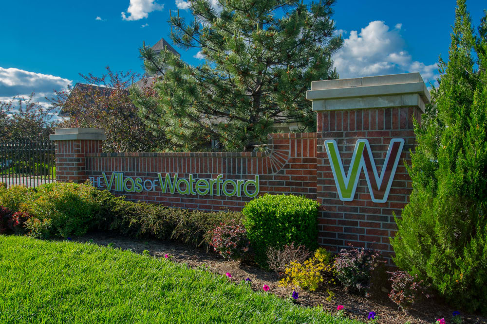 Northeast Wichita, KS Apartments | Villas of Waterford