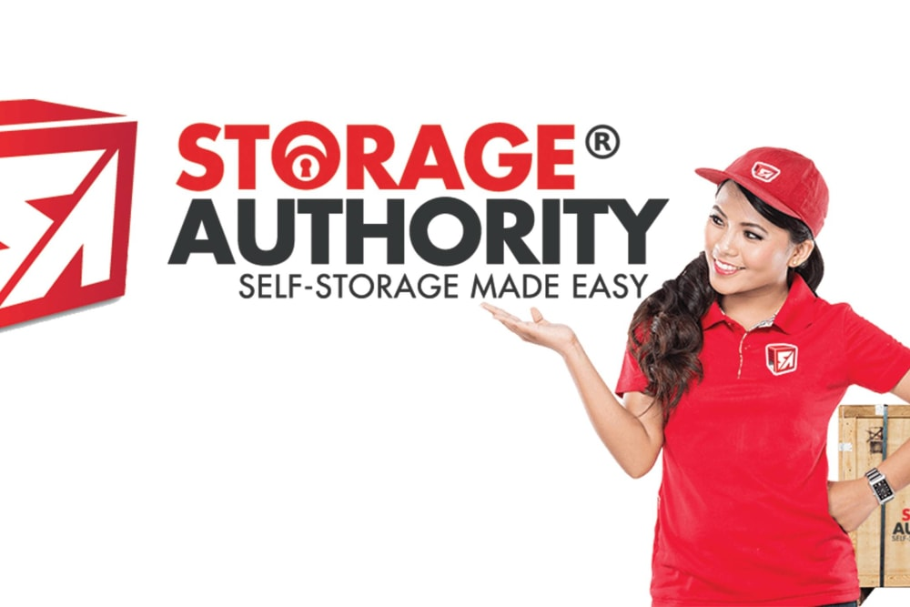 Employee at Storage Authority Walters Rd